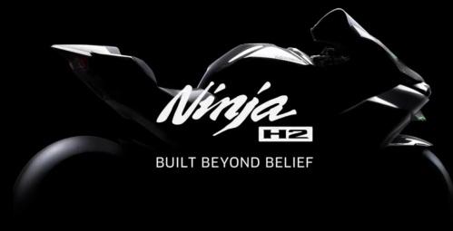 Ninja H2 teaser