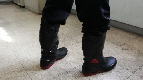 AP Boots Moto3 3