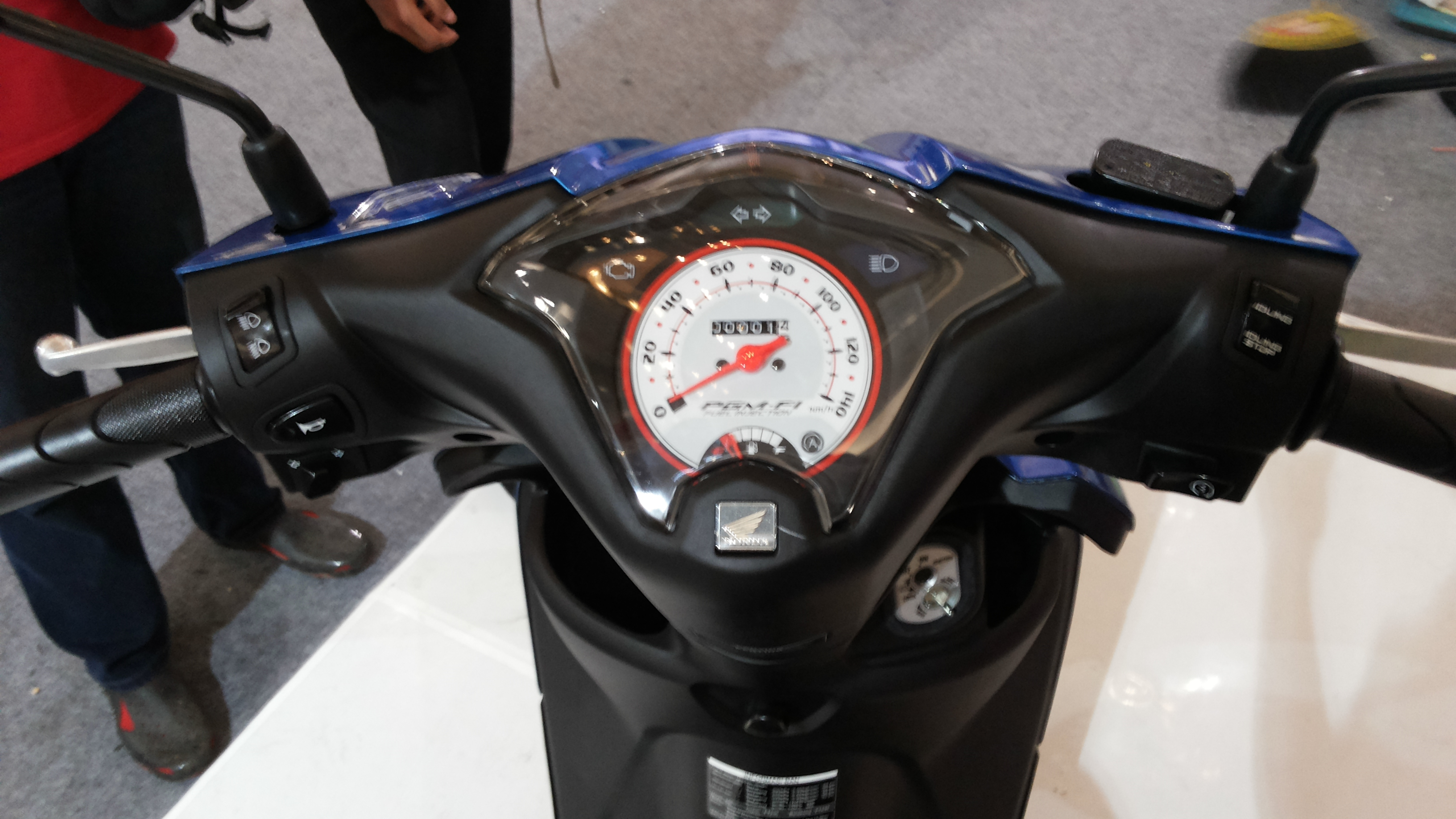 Honda Beat 2015 Cbs Iss Acc