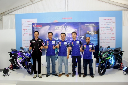 R25 R15 Movistar Yamaha