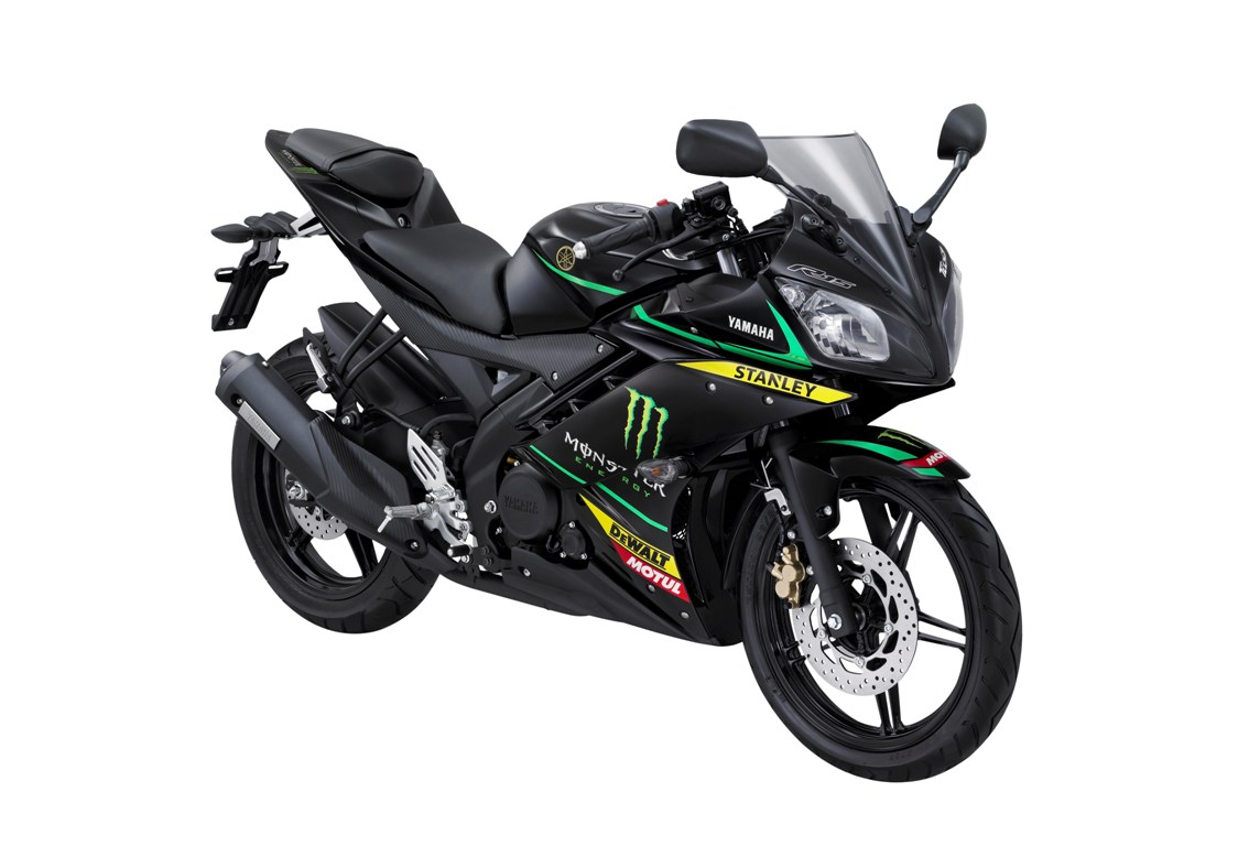 yzf r15 monster yamaha tech 3 livery motorrio. Black Bedroom Furniture Sets. Home Design Ideas