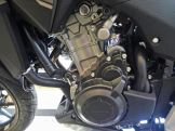 cb500 x engine right