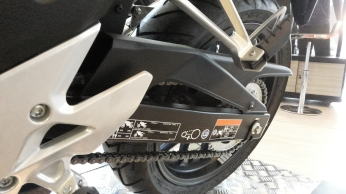 cb500 x swing arm 1