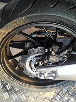 cb650 rear wheel