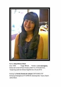 Julisya Mutiara Adival Singindo