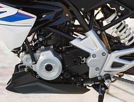 BMWG310 engine