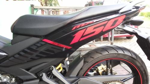 Yamaha MX king side