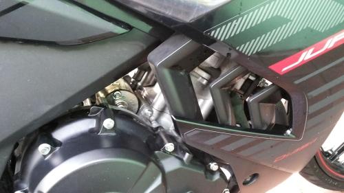 yamaha mx king engine