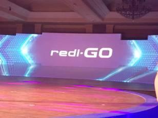 redi-go launch
