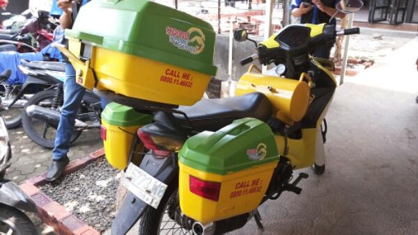 Sedangkan Untuk Roda Dua Terobosan Dilakukan Oleh MPM Selaku Main Dealer Honda Di Jawa Timur Dengan Melaunching Home Service HHS Pada Juni