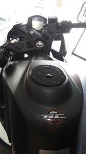 rc250 dash