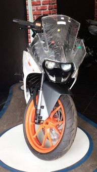 rc250 front