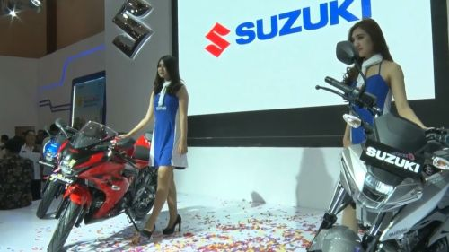 launching suzuki gsxr150