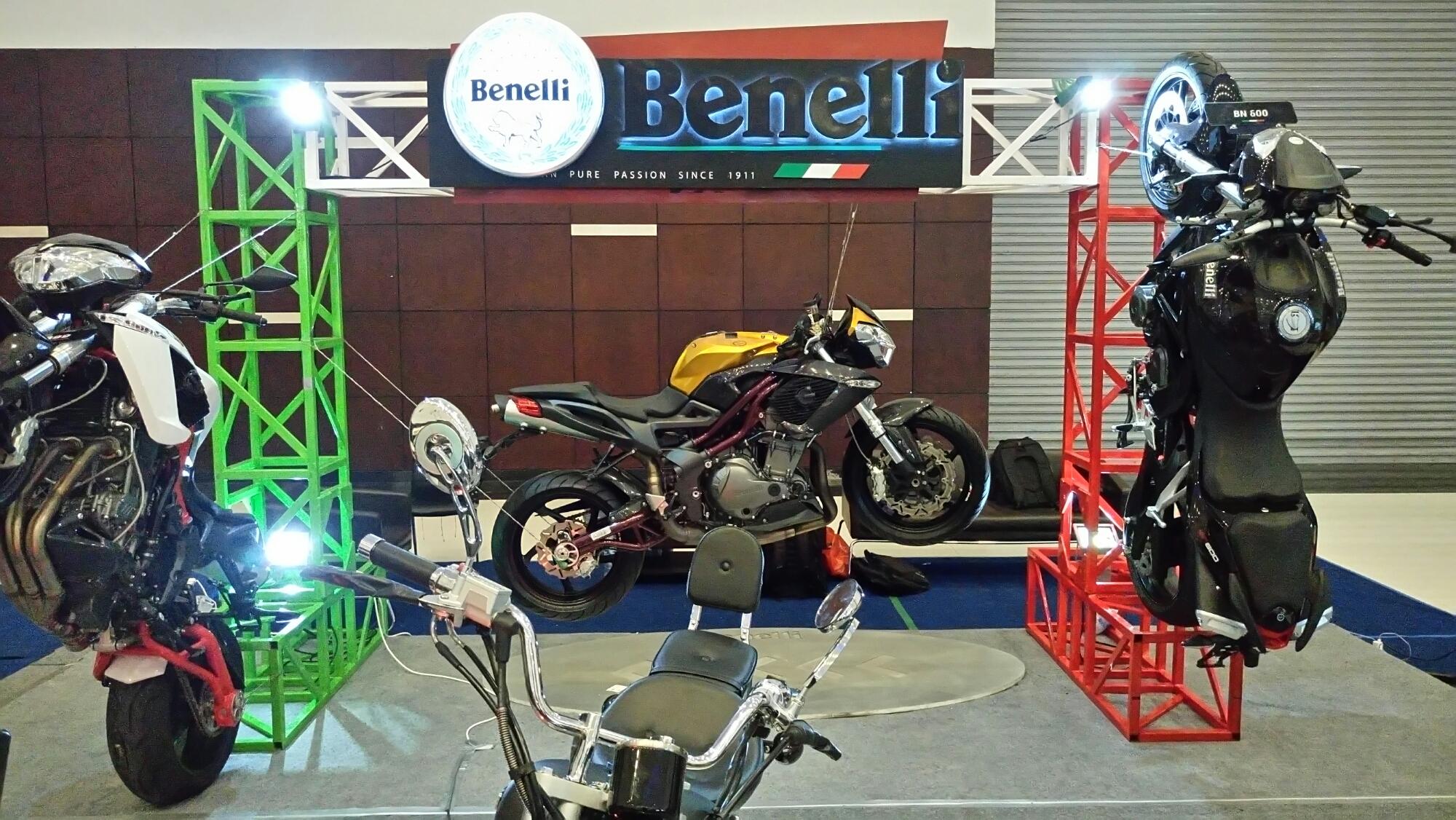 Harga motor Benelli dan contoh skema cicilan 2017   motorrio