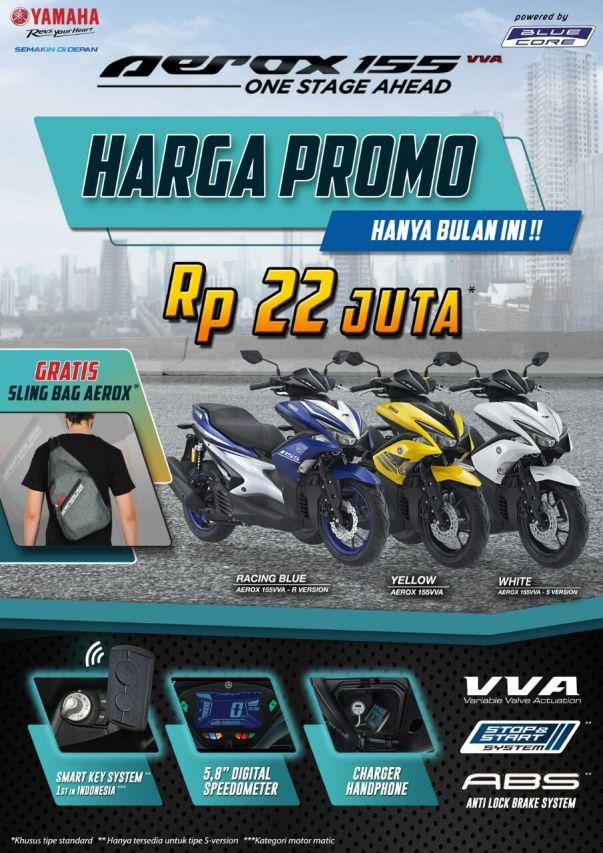 Promo Aerox