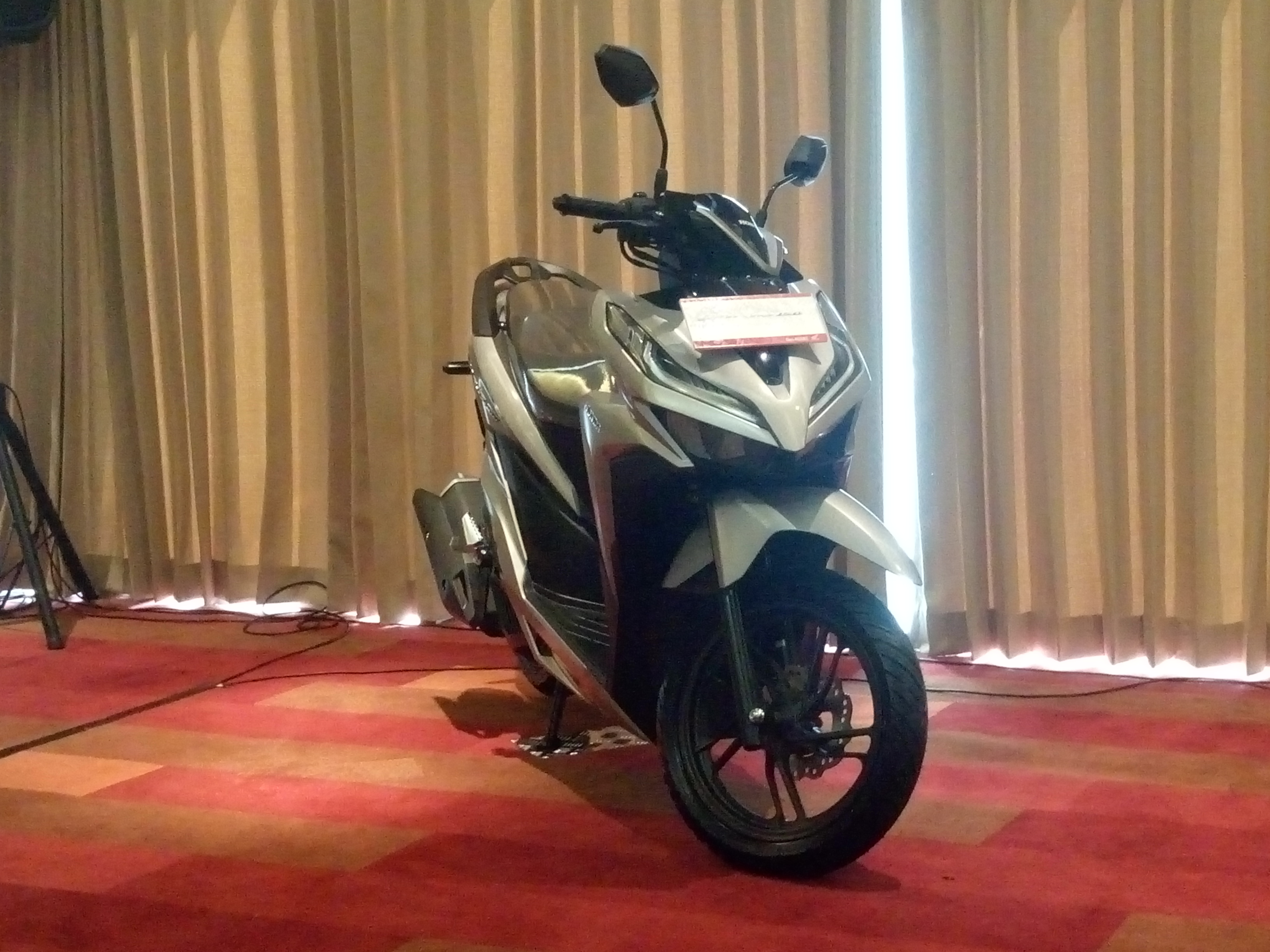 MPM Honda Rilis All New Honda Vario 150 Dan All New Vario 125 2018