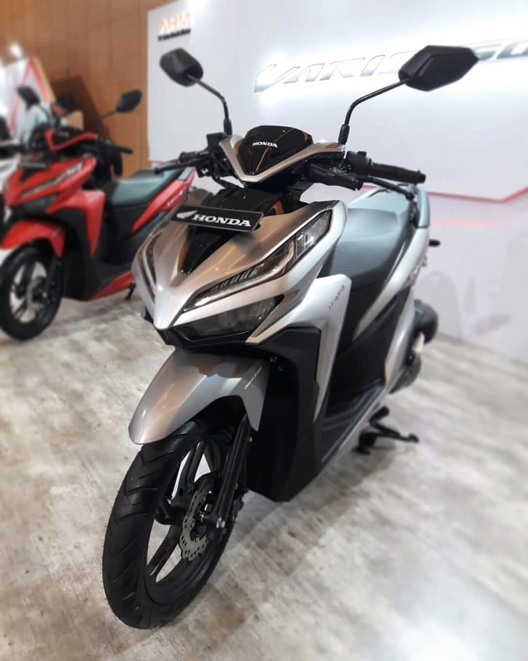 All New Honda Vario 125 150 2018 Update Terkini Makin Sporty